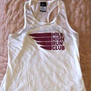Mile High Run Club Tank